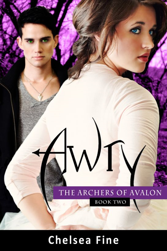 Awry (The Archers of Avalon, Book Two)
