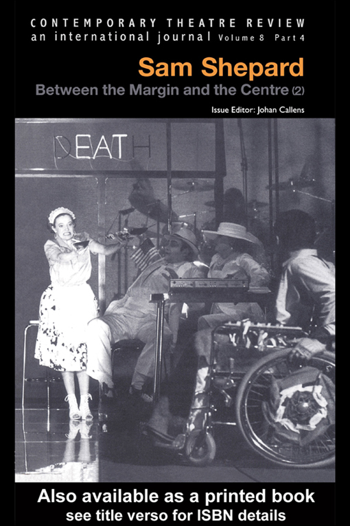 Sam Shepard V8 Pt 4