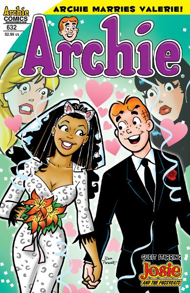 Archie #632 By: Dan Parent
