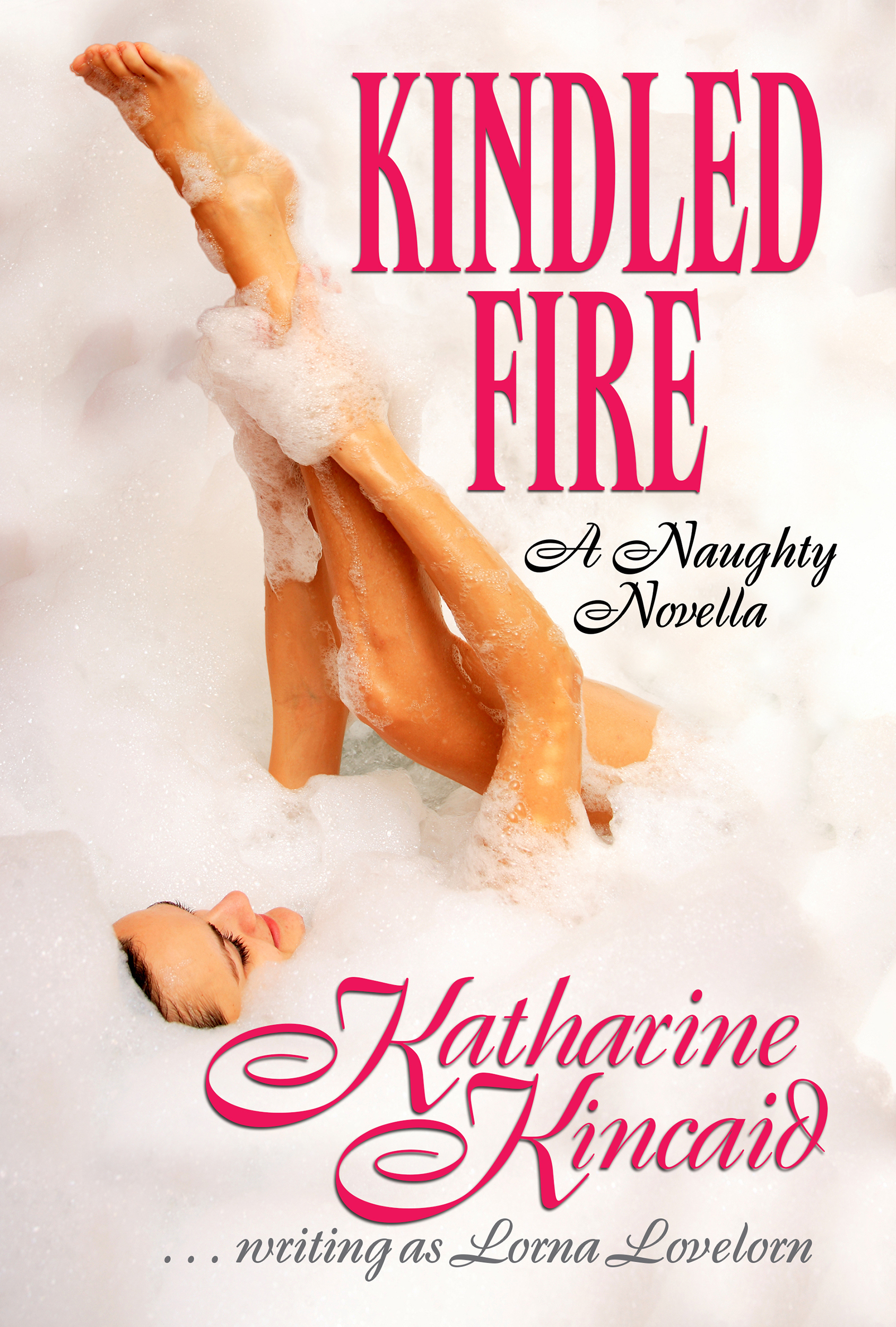 Kindled Fire: A Naughty Novella