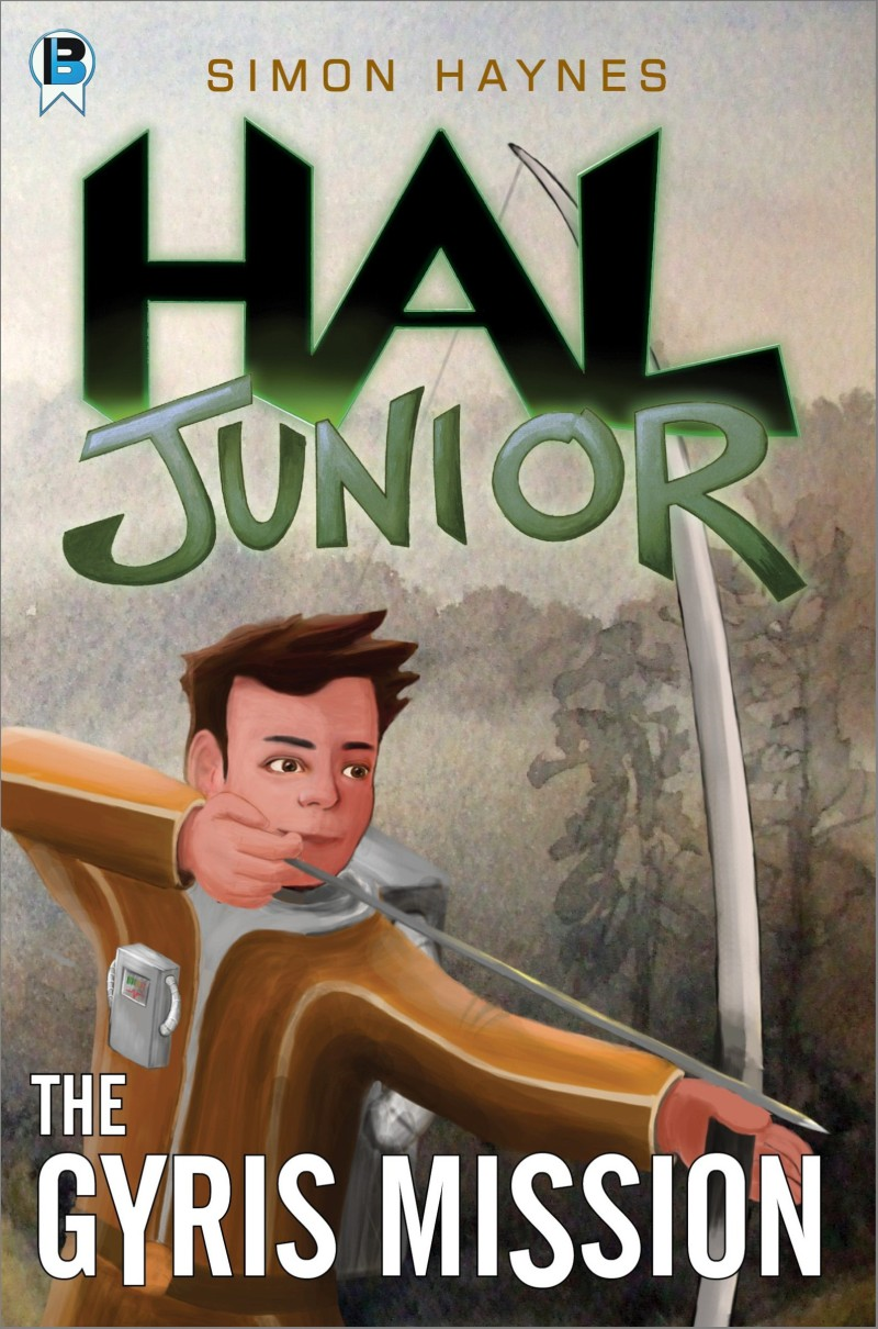 Hal Junior 3: The Gyris Mission