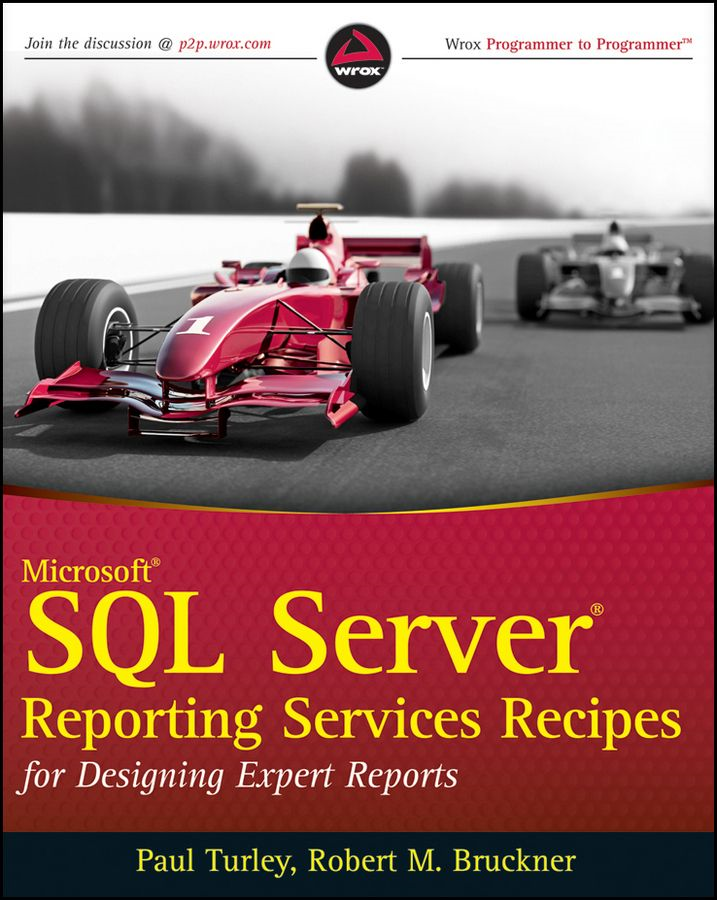 Microsoft SQL Server Reporting Services Recipes