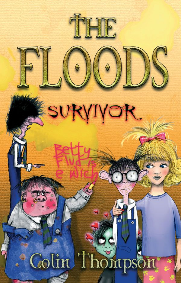 Floods 4: Survivor By: Colin Thompson