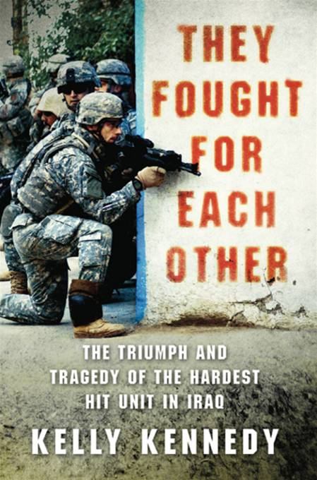 They Fought for Each Other By: Kelly Kennedy