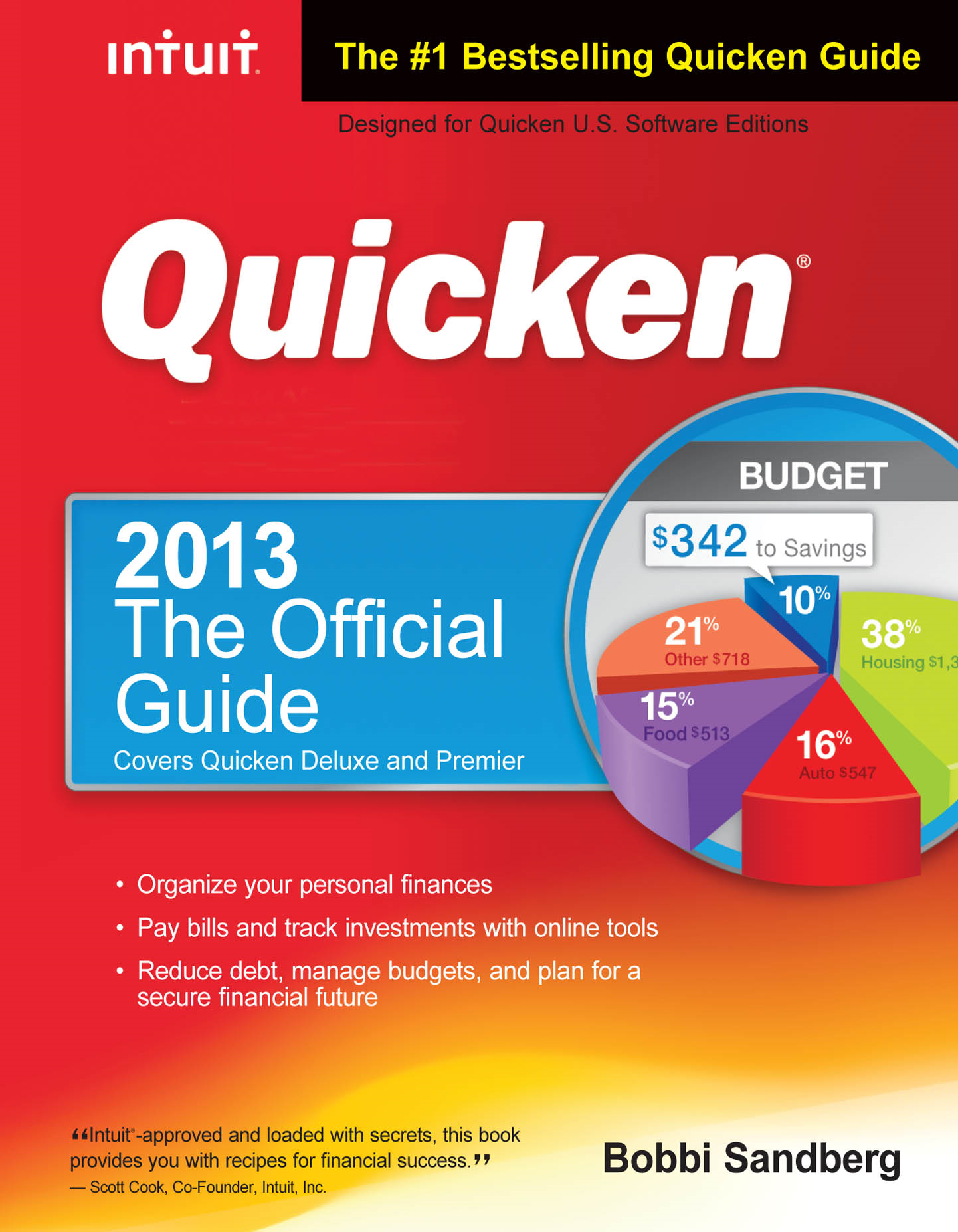 Quicken 2013 The Official Guide