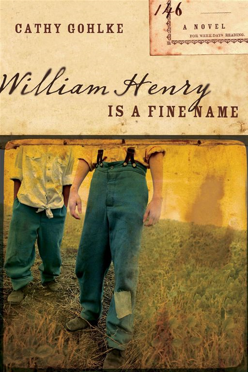 William Henry Is a Fine Name