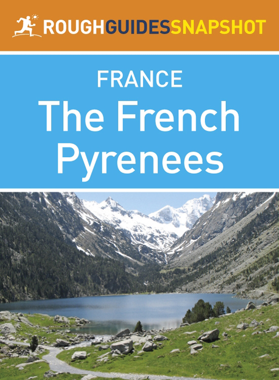 The French Pyrenees Rough Guides Snapshot France (includes Pays Basque, Pau, Lourdes, Parc National des Pyrénées and Perpignan)