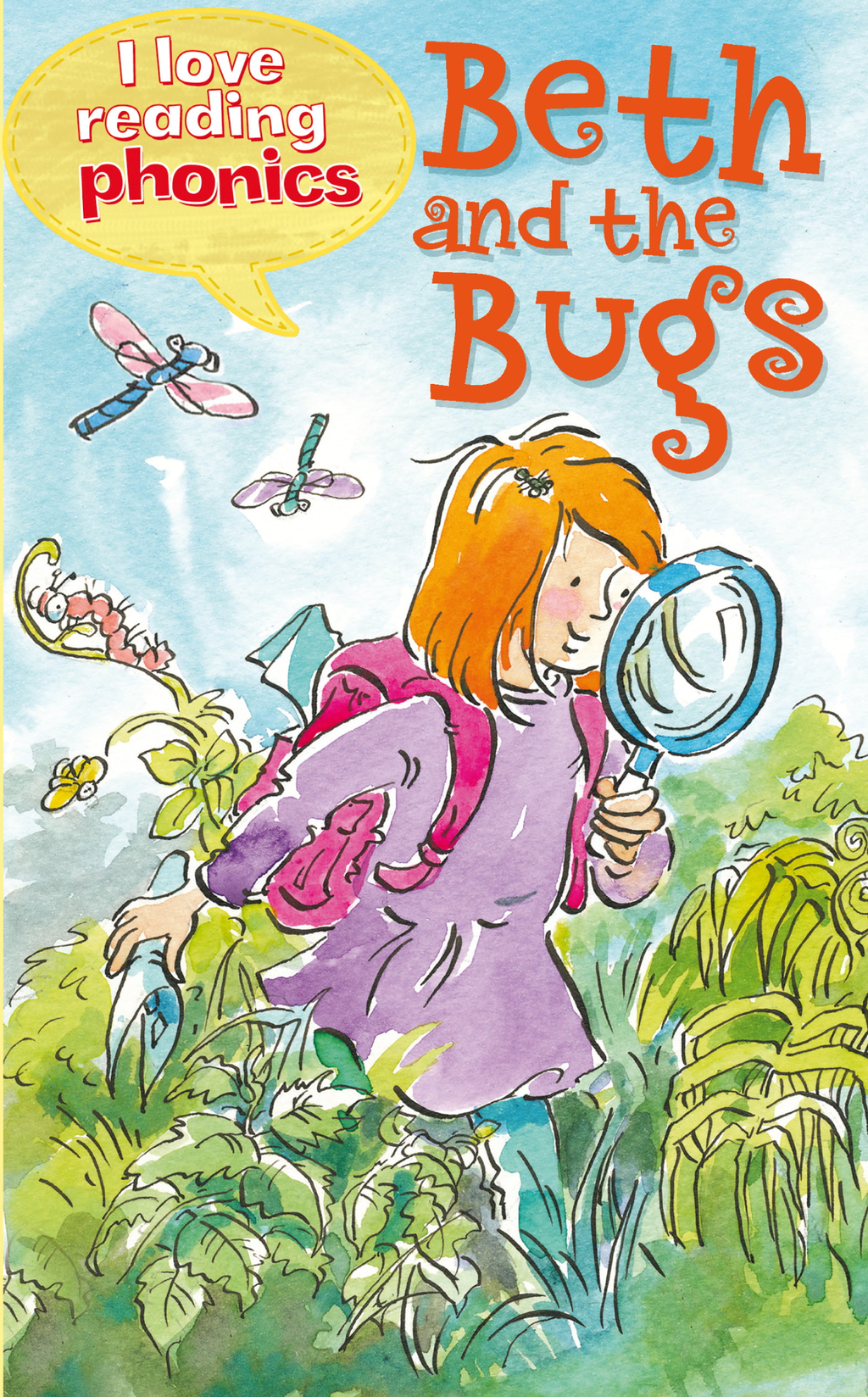 Beth & The Bugs (I Love Reading Phonics Level 2)