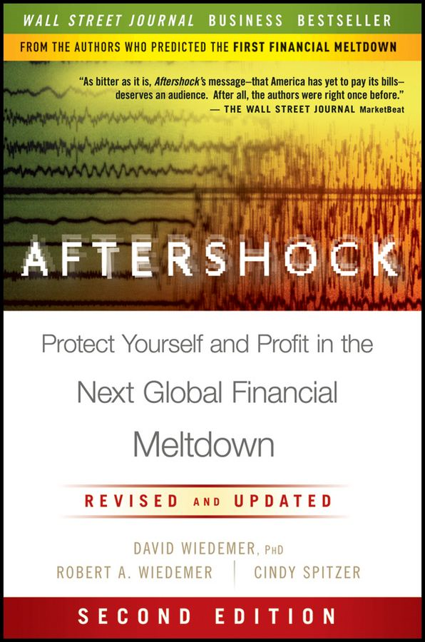 Aftershock By: Cindy S. Spitzer,David Wiedemer,Robert A. Wiedemer