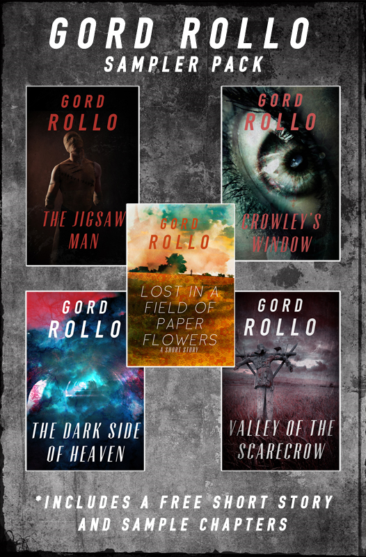 Gord Rollo Sampler Pack