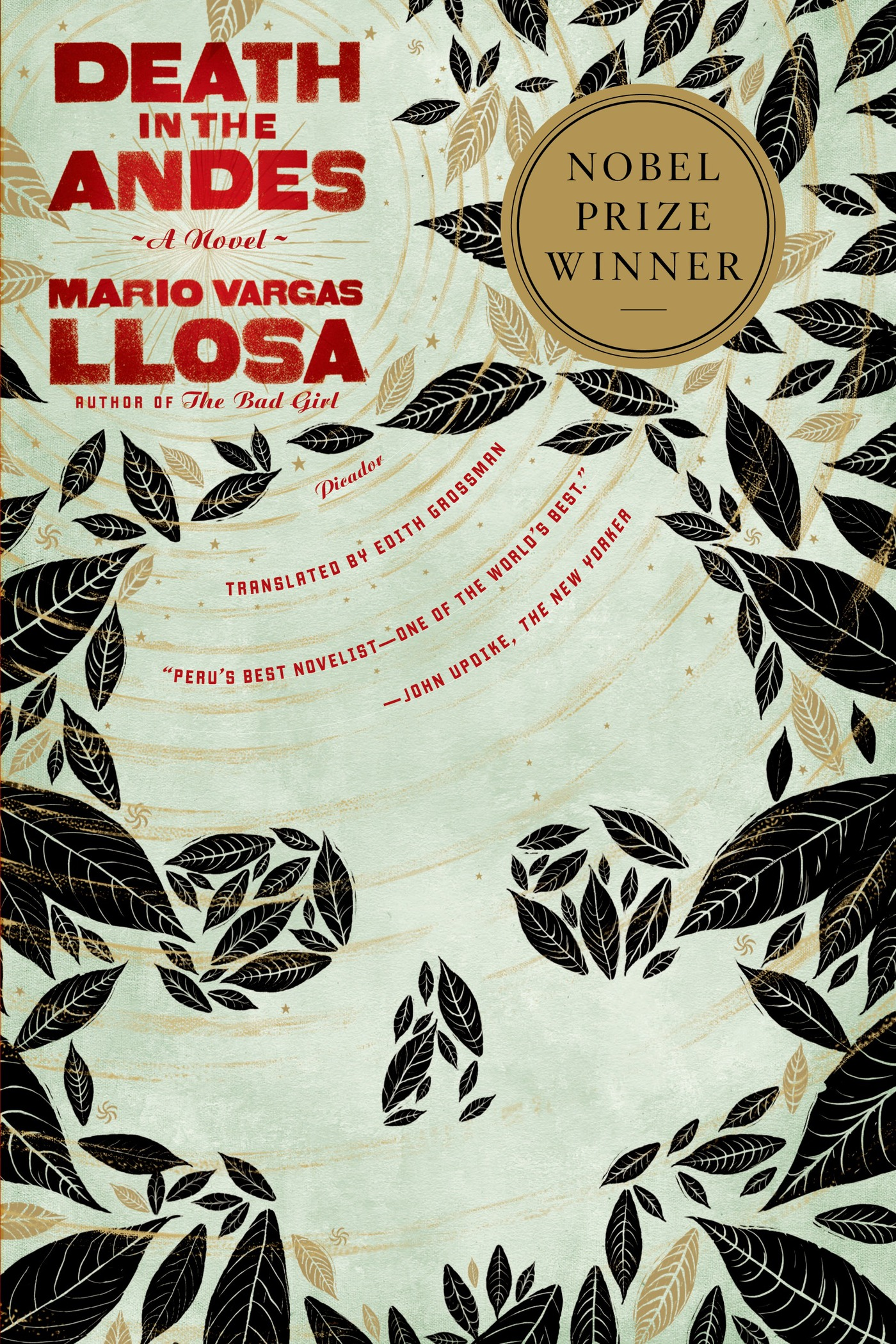 Death in the Andes By: Mario Vargas Llosa