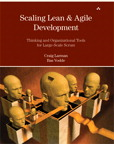 Scaling Lean & Agile Development: Thinking and Organizational Tools for Large-Scale Scrum By: Bas Vodde,Craig Larman
