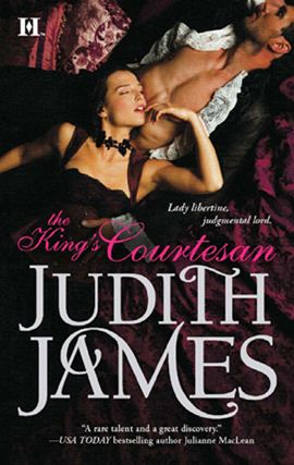 The King's Courtesan By: Judith James