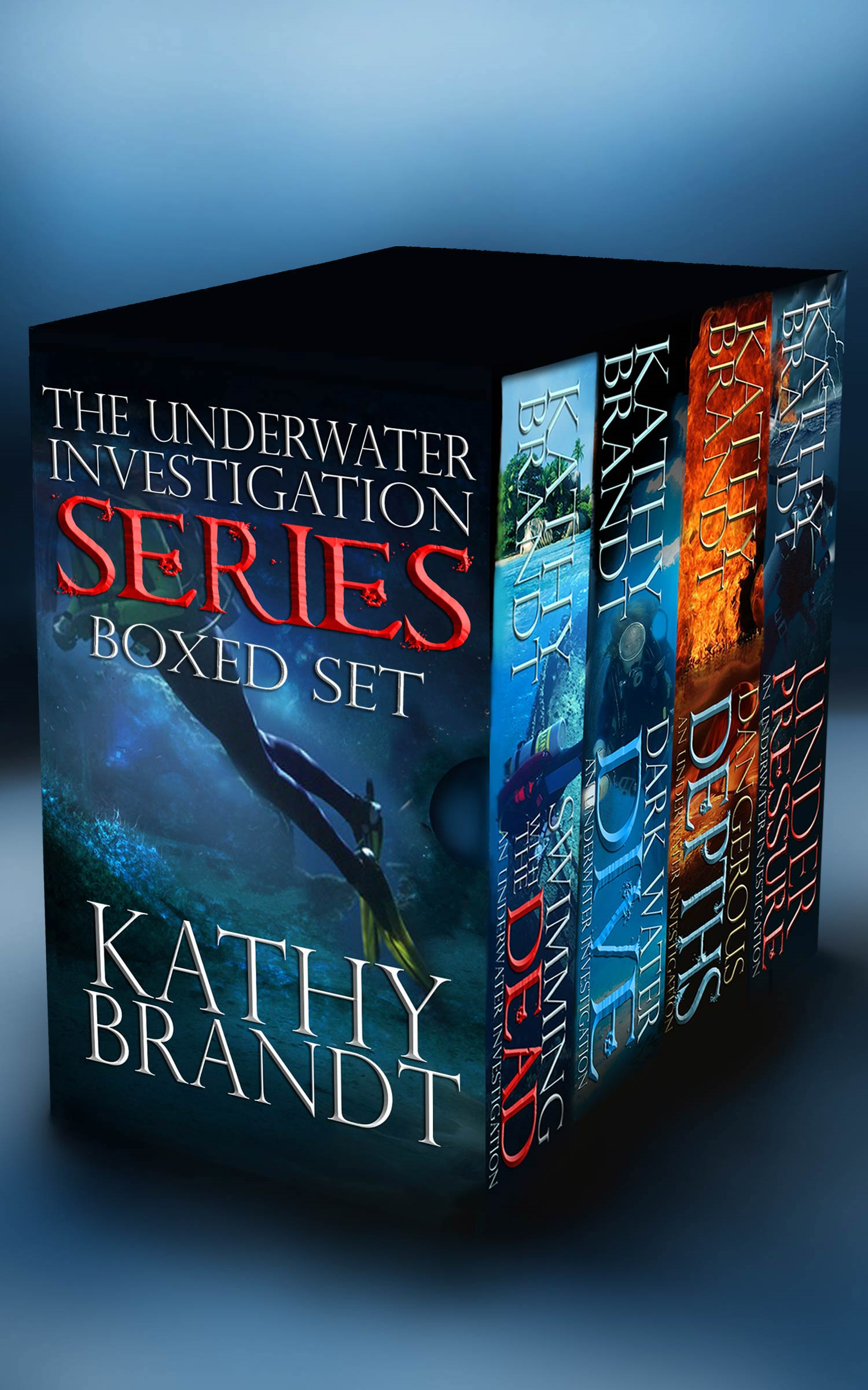 The Underwater Investigation Series Boxed Set