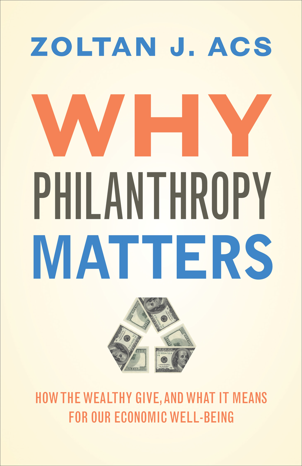 Why Philanthropy Matters By: Zoltan J. Acs