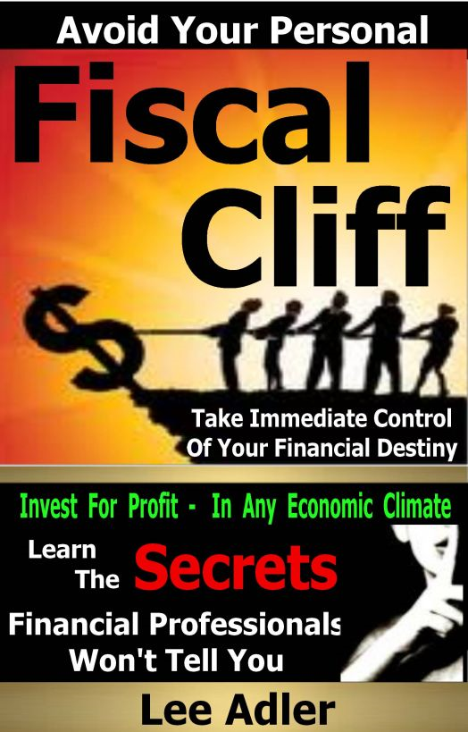 Avoid Your Personal Fiscal Cliff