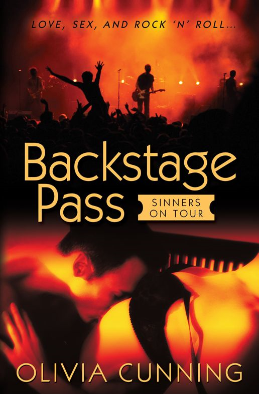 Backstage Pass: Sinners on Tour By: Olivia Cunning