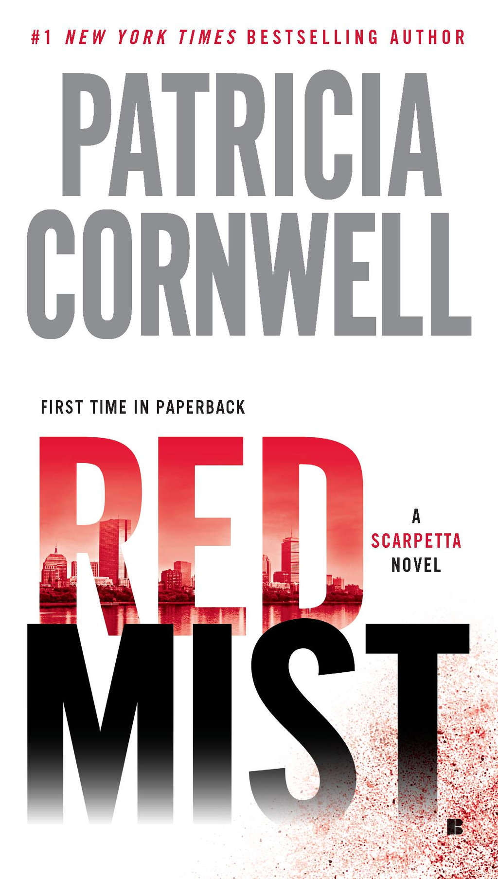 Red Mist By: Patricia Cornwell