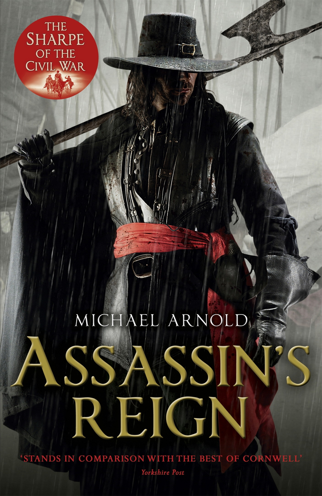 Assassin's Reign Book 4 of The Civil War Chronicles