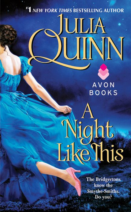 A Night Like This By: Julia Quinn