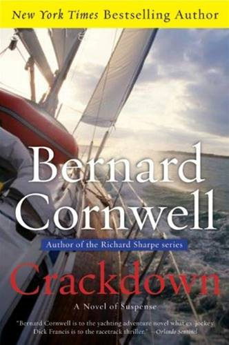 Crackdown By: Bernard Cornwell
