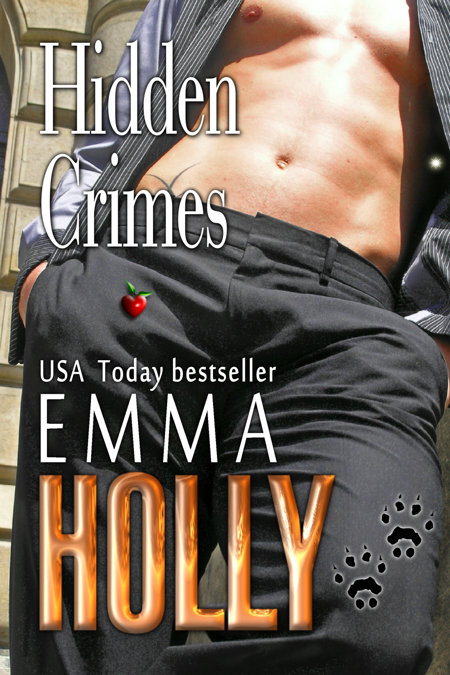 Hidden Crimes By: Emma Holly