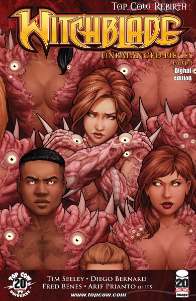 Witchblade 153