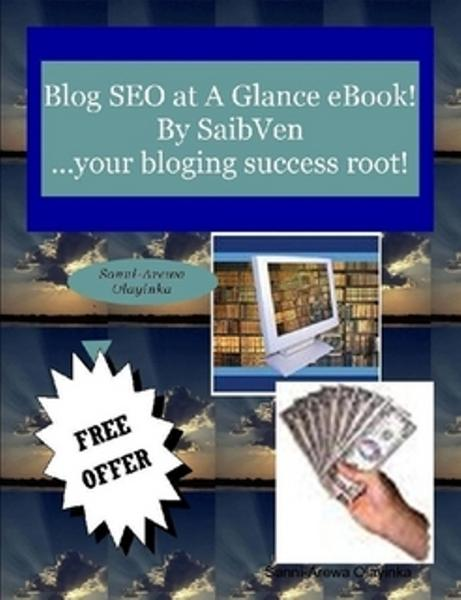 Blog SEO at A Glance