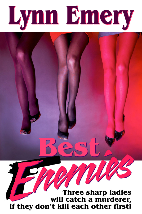 Best Enemies (A Triple Trouble Mystery)