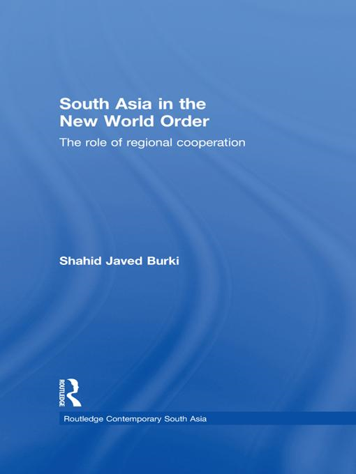 a study of regional cooperation in asia