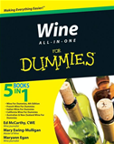 Wine All-In-One For Dummies: