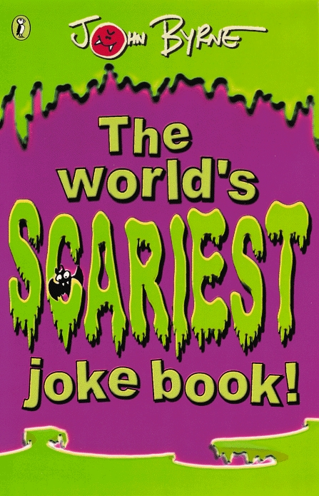 The World's Scariest Jokebook