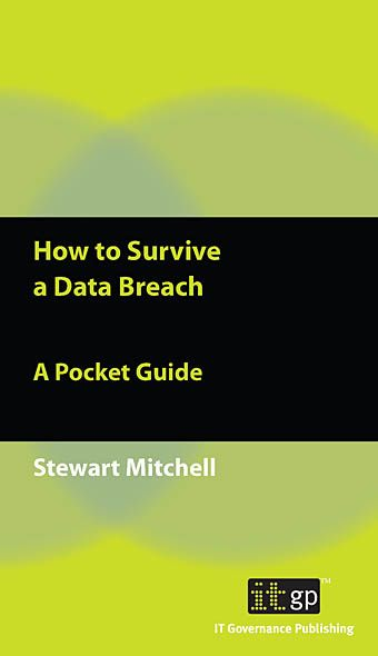 9781905356973  How To Survive A Data Breach