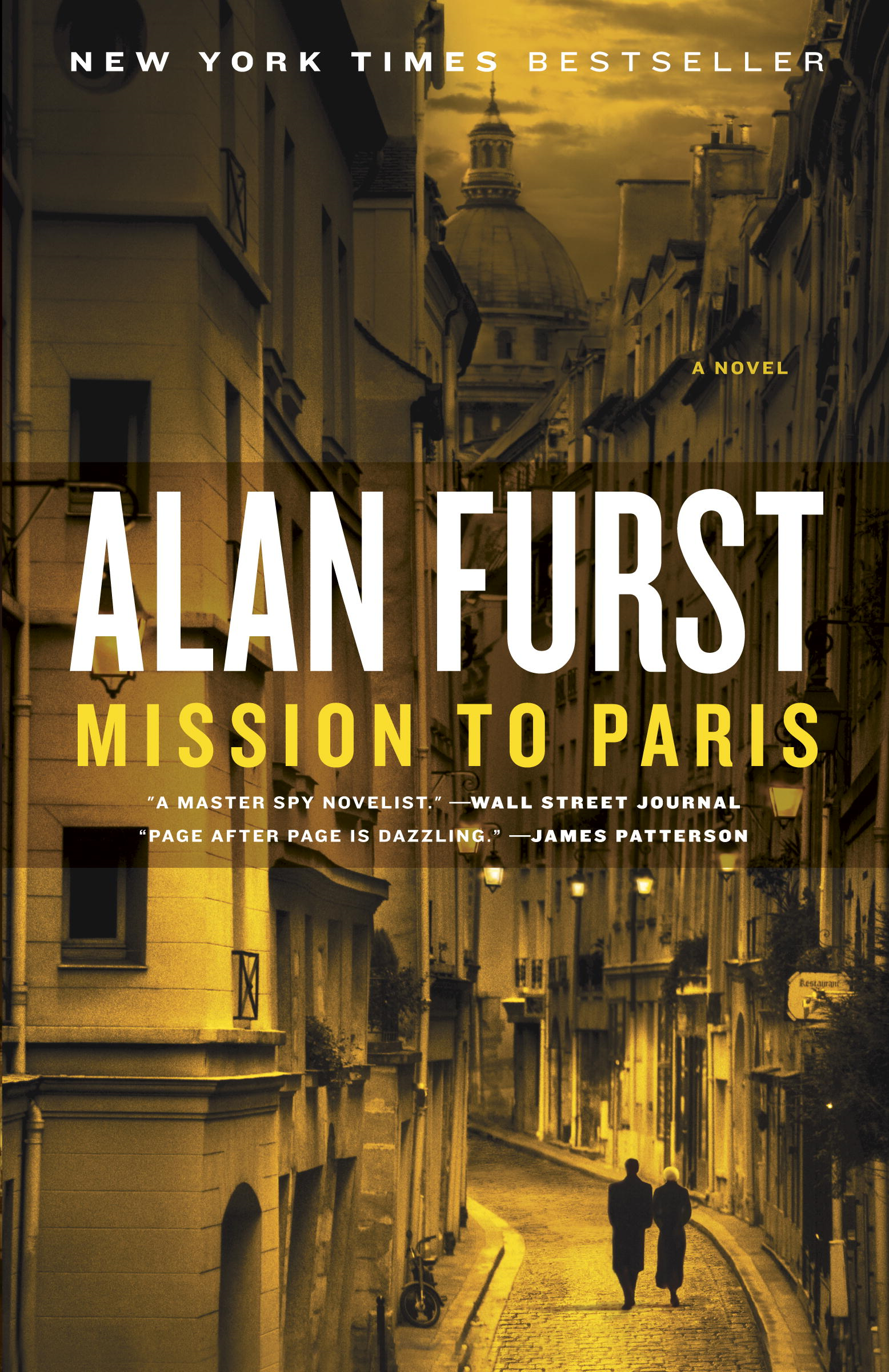 Mission to Paris By: Alan Furst