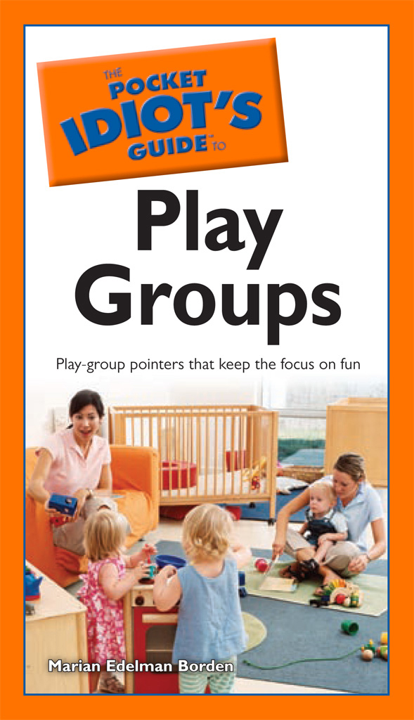 The Pocket Idiot's Guide to Play Groups