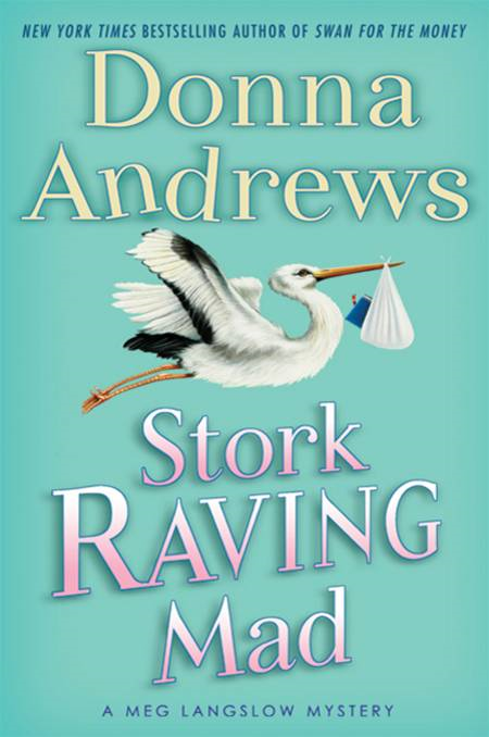 Cover Image: Stork Raving Mad