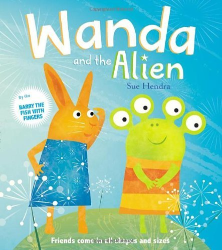 Book Cover: Wanda and the Alien