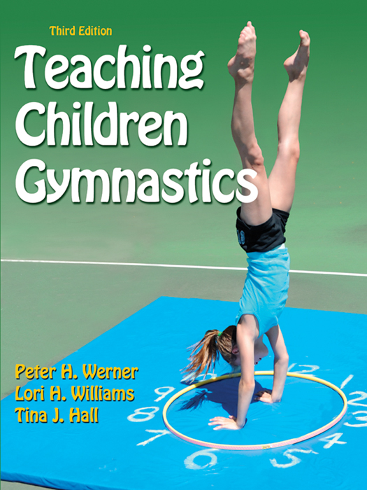 Teaching Children Gymnastics, Third Edition