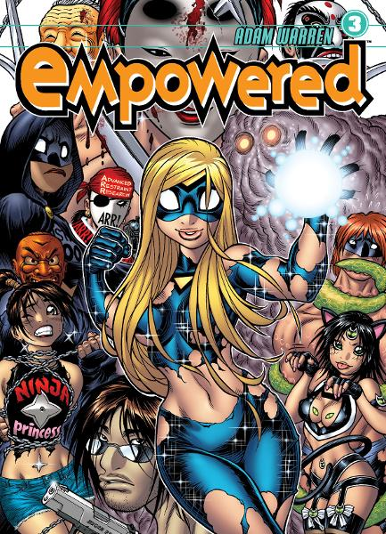 Empowered Volume 3