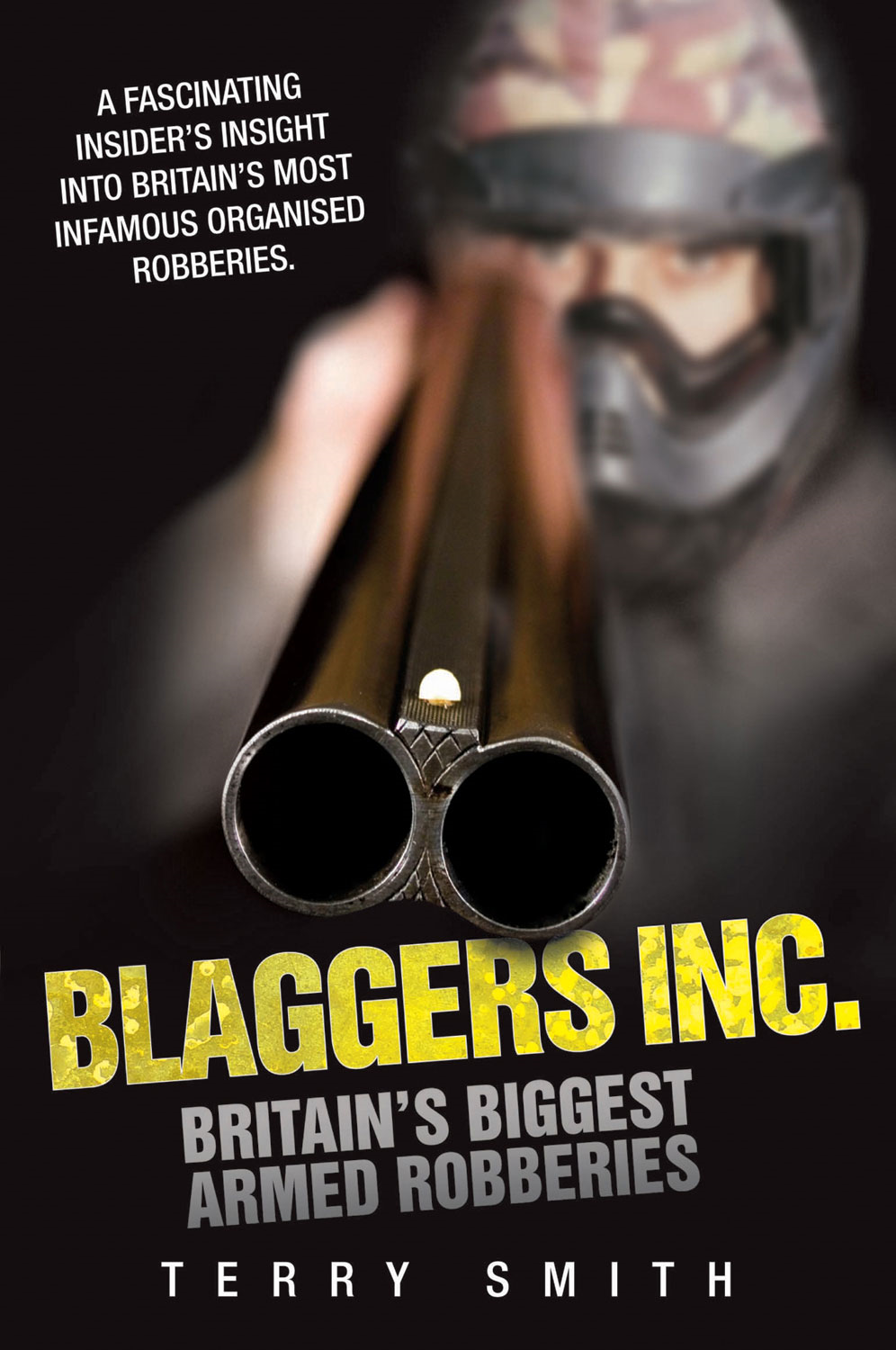 Blaggers Inc By: Terry Smith