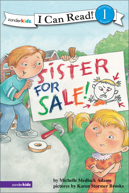 Sister for Sale By: Michelle Medlock   Adams