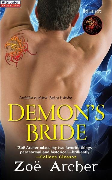 Demon's Bride By: Zoe Archer