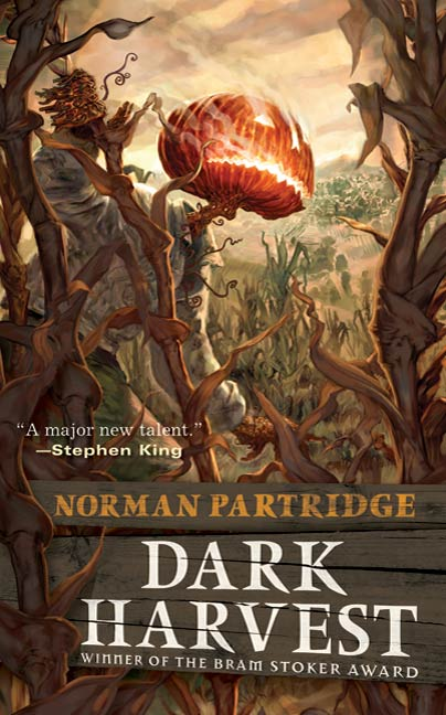 Dark Harvest By: Norman Partridge