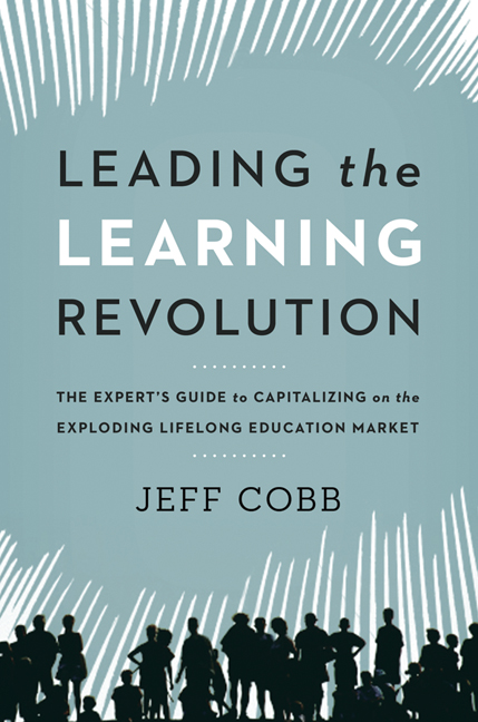 Book Cover: Leading the Learning Revolution