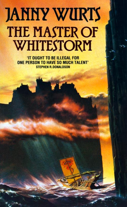 Master of Whitestorm By: Janny Wurts