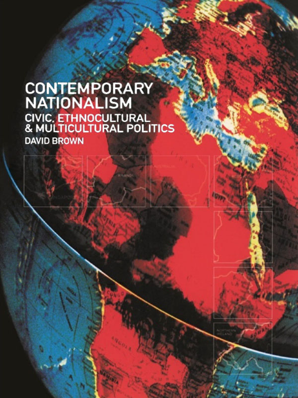 Contemporary Nationalism