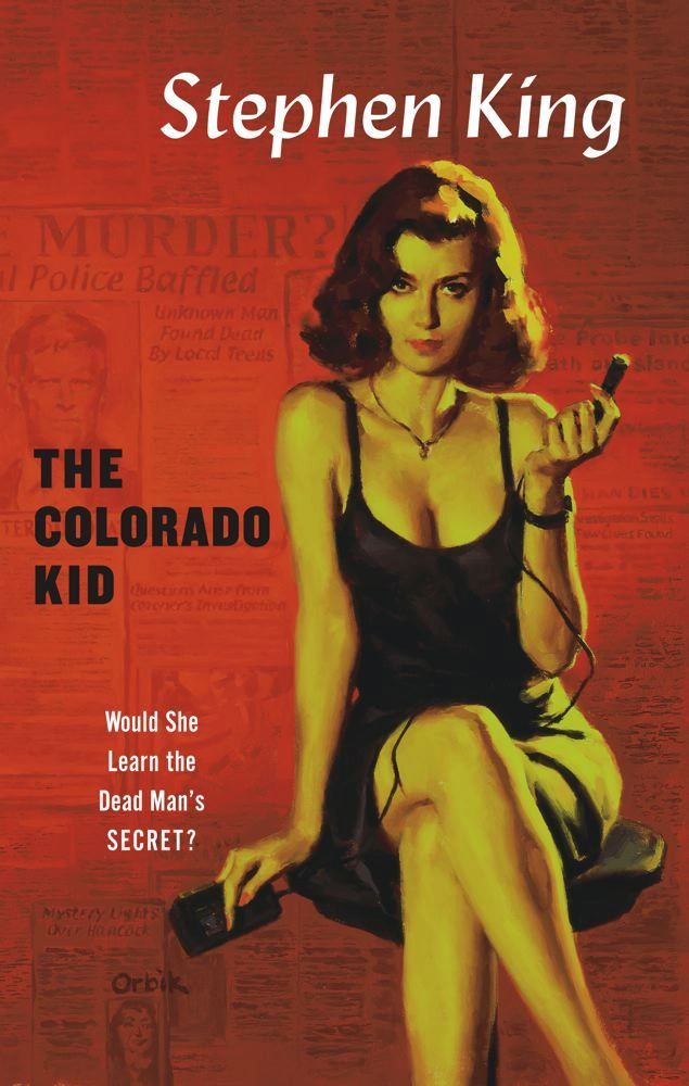 The Colorado Kid By: Stephen King