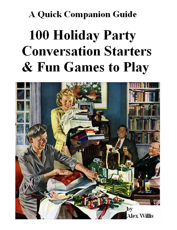 100 Holiday Party Conversation Starters & Fun Games to Play