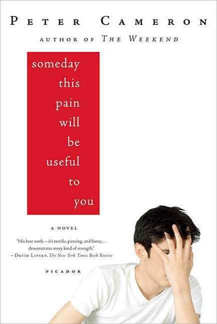 Someday This Pain Will Be Useful to You By: Peter Cameron