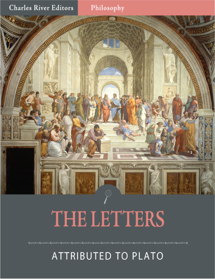 The Letters (Illustrated) By: Plato